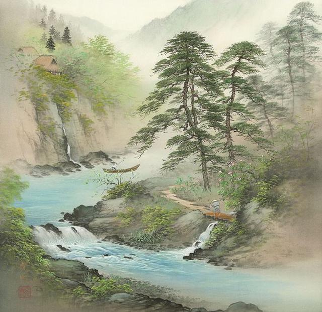 """关于山的诗,寄情山水田园,飞花令之""""山""""字篇,含""""山""""诗词名句赏析"""