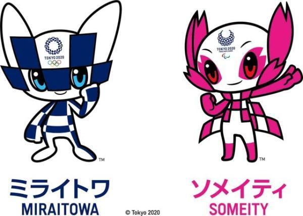 吉祥物寓意,东京奥运吉祥物名字确定,寓意未来和永恒