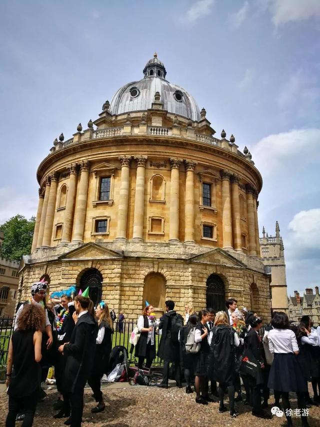 漫步英伦6:从牛津到剑桥