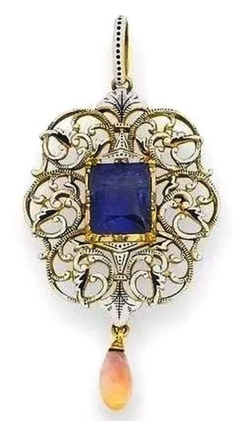 蓝宝石寓意,九月是蓝宝石的生辰石,佩戴蓝宝石有什么寓意吗?泰勒彩宝