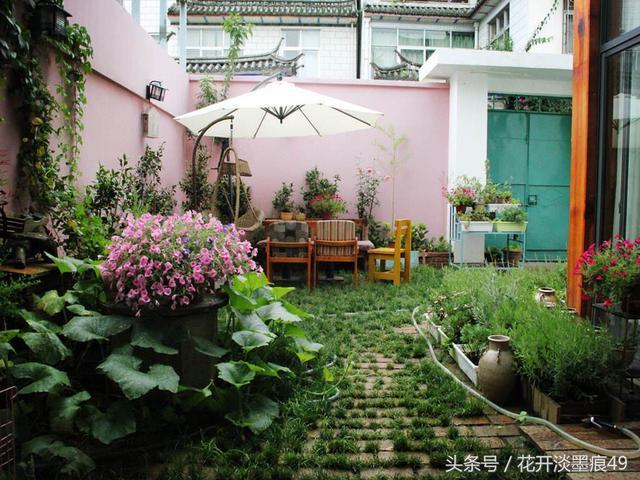 花园的诗,十首小园诗词,感受古人的惬意生活