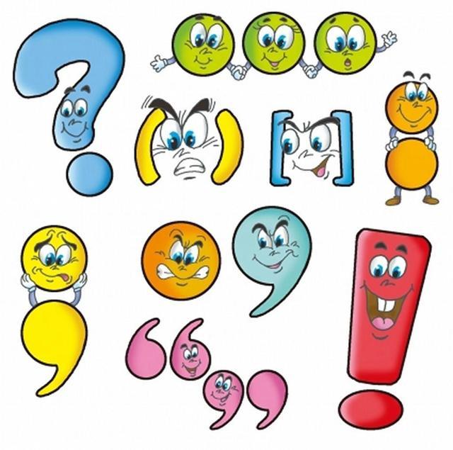 省略号的作用有哪些,趣谈语文知识(一)小小标点作用大