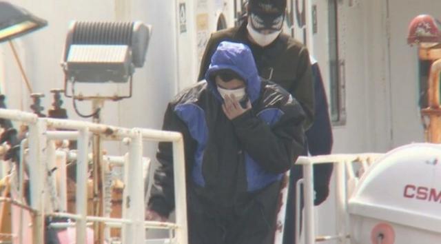 """日本警方拘捕俄罗斯""""阿穆尔""""号船长助理 全球新闻风头榜 第1张"""