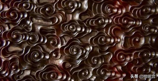 祥云的寓意,红木家具上的云纹有讲究,寓意非凡,千万别搞混了