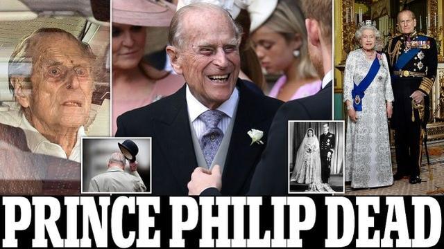 英国菲利普亲王去世,享年99岁,女王失去挚爱丈夫,陷入深深悲痛 全球新闻风头榜 第1张