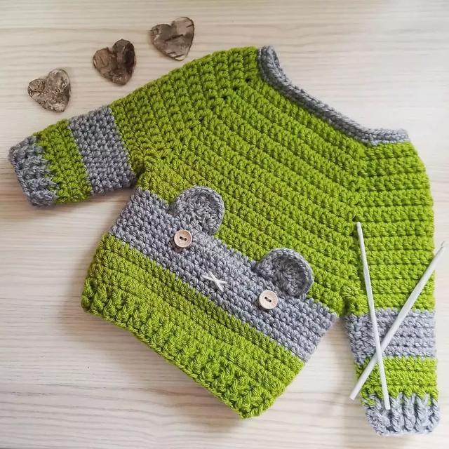 婴儿连身衣,40款宝宝毛线衣服样式,款式这么多,还是公主裙好看!收藏备用