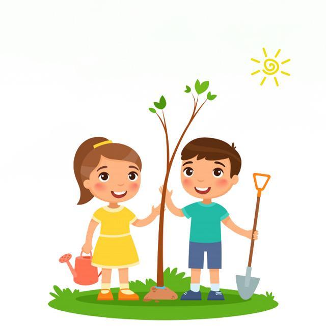 植树节的意义,植树节,为地球填点绿