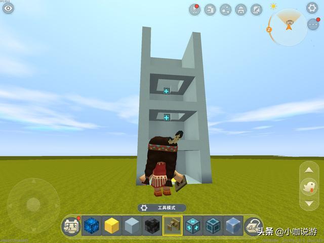 迷你世界怎么做电梯,迷你世界:电梯制作太复杂?按这两种方法,楼层再高也不怕