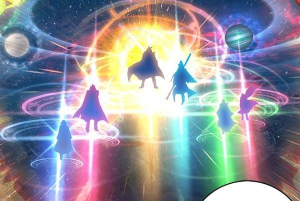 狂神漫画,唐门英雄传:神界六大神王都是什么来历?其中一人是孙悟空弟子