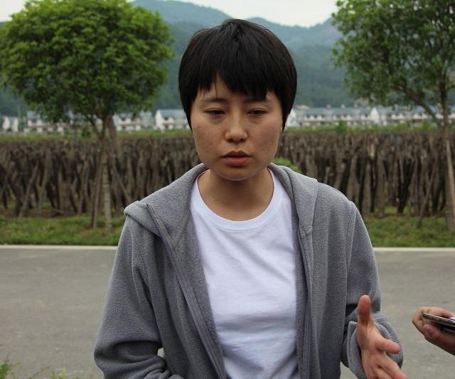 她是青川县第一个白手起家创业的人