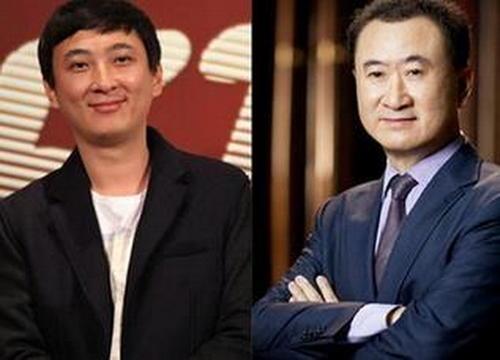 从出国留学回家后,王思聪拿着爸爸万达王健林给的五个亿创业资金