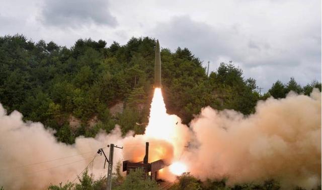 朝鲜用火车当射弹载具 美军事专家警示:这是大事