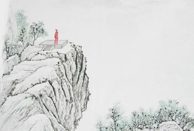 陈子昂的诗,陈子昂:一代文宗独自怆然的一生,最后在监狱中含冤而死