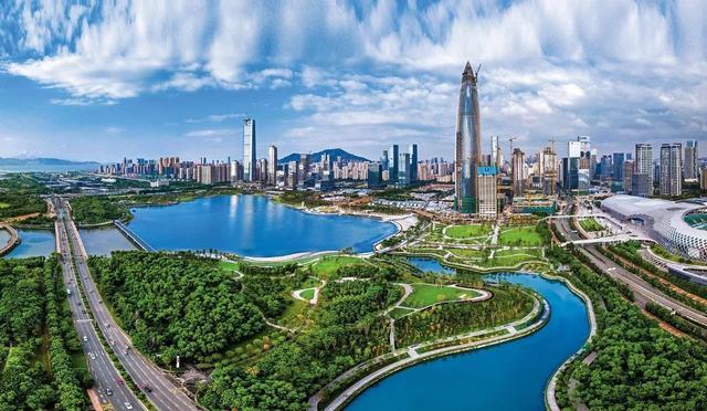 深圳人才生态公园2010年10月01日:限购令