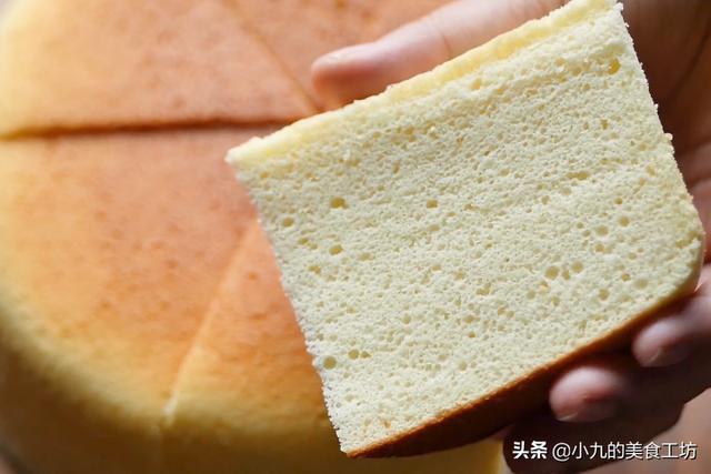 电饭锅怎么做蛋糕,1碗面粉4个鸡蛋,教你用电饭锅做蛋糕,香甜松软,比买的还好吃