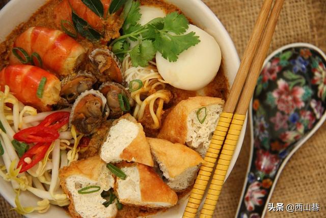 马来西亚美食,不可错过的马来西亚传统人气美食
