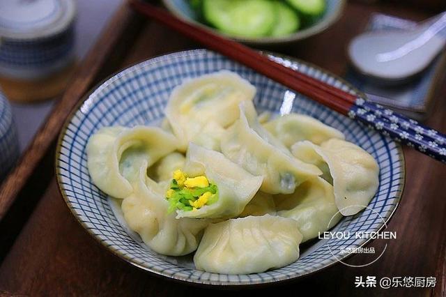 饺子的做法,冬至吃饺子,5种饺子做法,清淡有滋味,没放肉,却比纯肉的都香