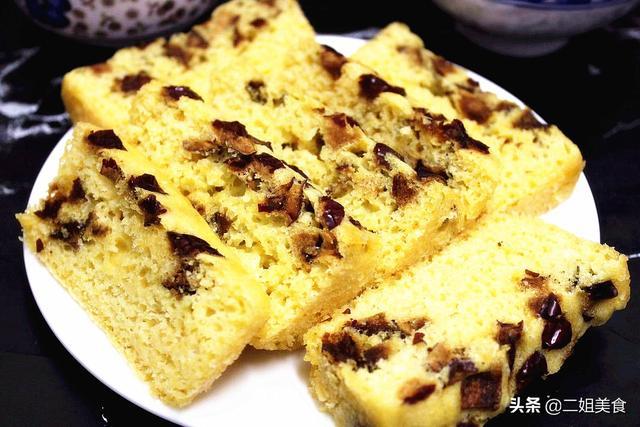 怎么做发糕,玉米面发糕怎么做才松软好吃?掌握两个技巧,发糕就能松软多孔
