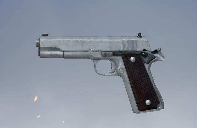 和平精英辅助和平精英:手枪加强逆天改命 新版手枪数据实测-31卡盟