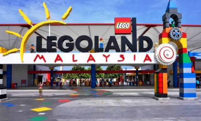 中国第一家lego主题游乐园进驻四川,对比迪斯尼,推动中西部