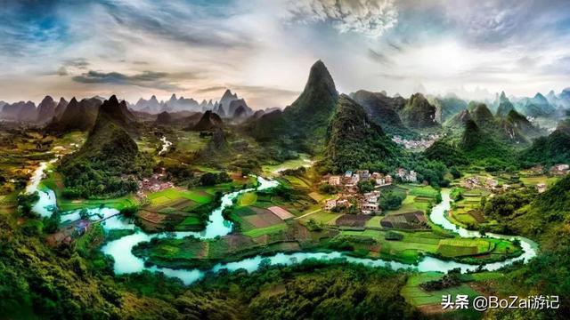 阳朔美食,阳朔是人间的世外桃源,到广西阳朔旅游不能错过这10大景点