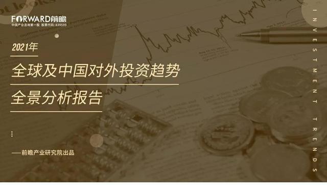 投资分析,2021全球及国内对外投资趋势全景分析报告【99页完整版】