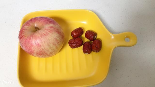 泥怎么做的,红枣苹果泥,我家宝宝亲测,彻底解决了大便干的问题,健康又营养