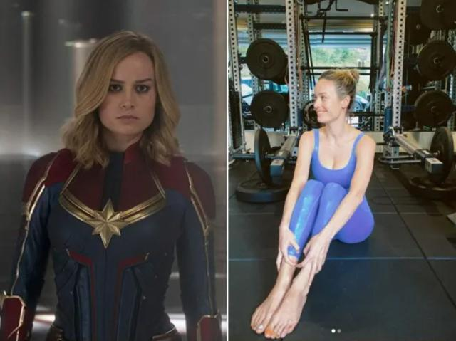 Sexy marvel Most Beautiful