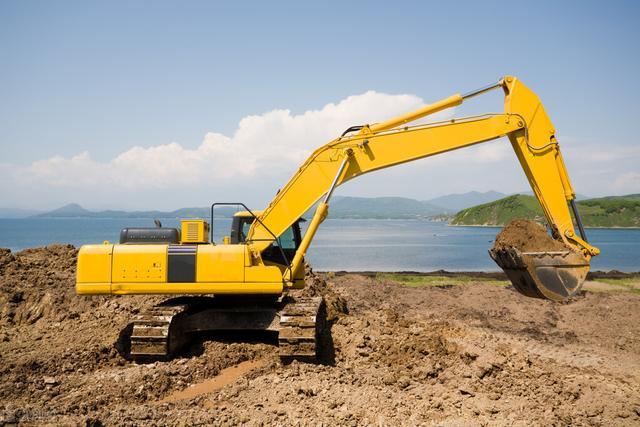 从挖掘机脱销看未来房子