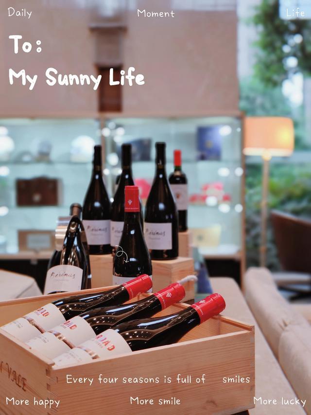 成都探店|来自各国的葡萄酒等您来品鉴