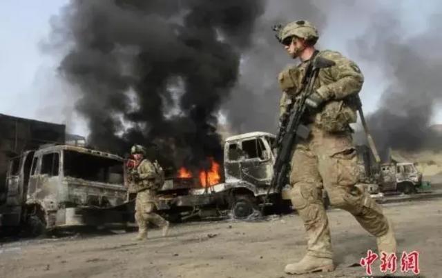 美国最新消息今天,阿富汗,战争打响!美国撤军第一天,塔利班卷土重来