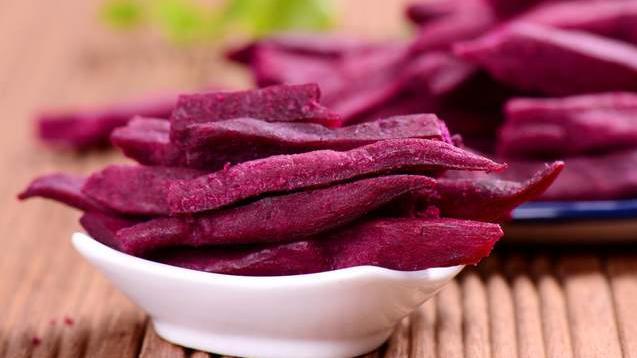 紫薯的吃法,紫薯的5种新做法,一次教给你,步骤简单一看就会,好吃还减肥