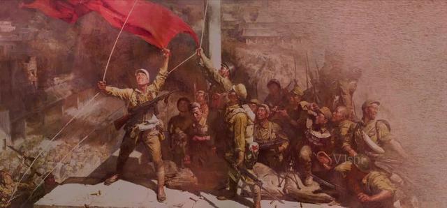 关于战争的诗,致敬大决战!那些诗词中的战争画卷