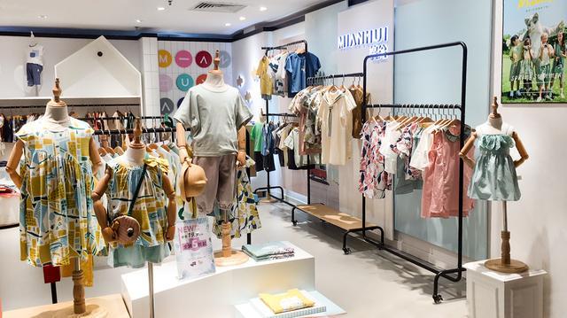 婴儿服装品牌,哪些品牌童装的发展势头很好?