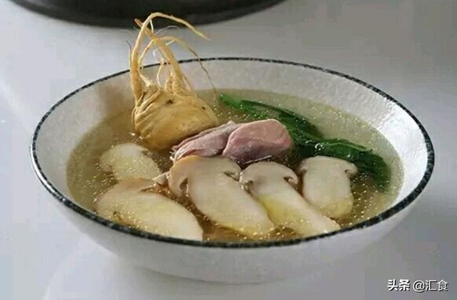 玛咖的吃法 大全,玛咖松茸鸡、糖汁鱼柳、松露肉饼带子