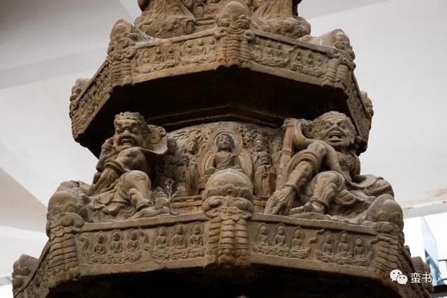 幢怎么读,昆明地藏寺尊胜幢《造幢记》释读