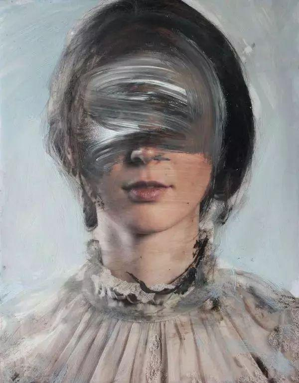 头像的名人,荷兰画家Daniel Martin独特的人物头像