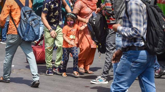印度一地区单月有近1万名儿童新冠阳性,当地官员:不用惊慌 全球新闻风头榜 第3张