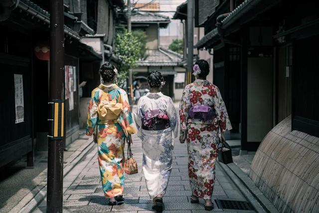 图案的寓意,这些日本和服上的图案隐藏的含义,你知道吗?