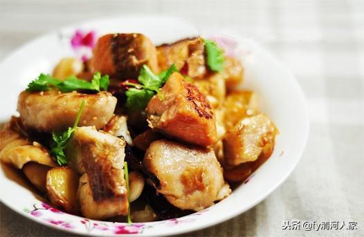 美食散文,张杰|美食散文:煎烩鱼的味道