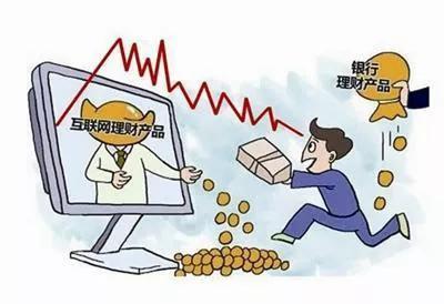 投资理财是个近景魔术,基本上全部