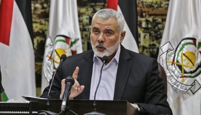 """哈马斯领导人哈尼亚警告以色列不要""""玩火"""" 全球新闻风头榜 第1张"""