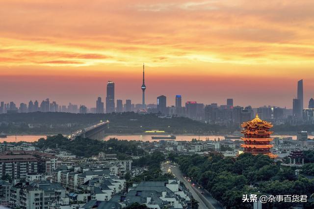 湖北省有哪些市,荆楚大地-2020年湖北省基本数据介绍