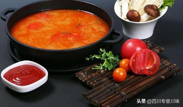 家常火锅的做法大全,怎么做番茄火锅,自制好吃的家常番茄火锅的做法大全