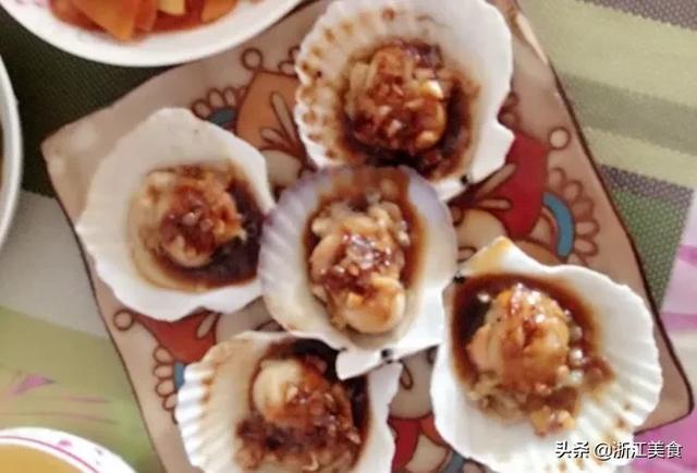 刀贝的吃法,扇贝的6种美味做法,在家也可吃出大餐的味道