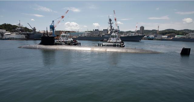 中国渔民没捞着的美军间谍设备,被美潜艇给撞了?专家:自作自受 全球新闻风头榜 第1张