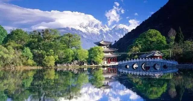 云南旅游景点,十大必去的云南旅游景点,你去过几个?