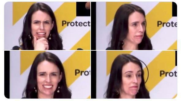 """被问到""""新冠病人与访客发生性关系"""",一向沉着的新西兰总理""""表情失控"""" 全球新闻风头榜 第3张"""