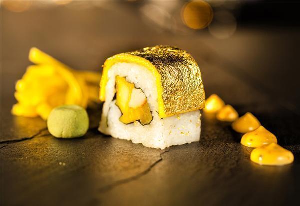 黄金的吃法,6种黄金做的食物,都是土豪级别的美食!你吃过黄金披萨吗?