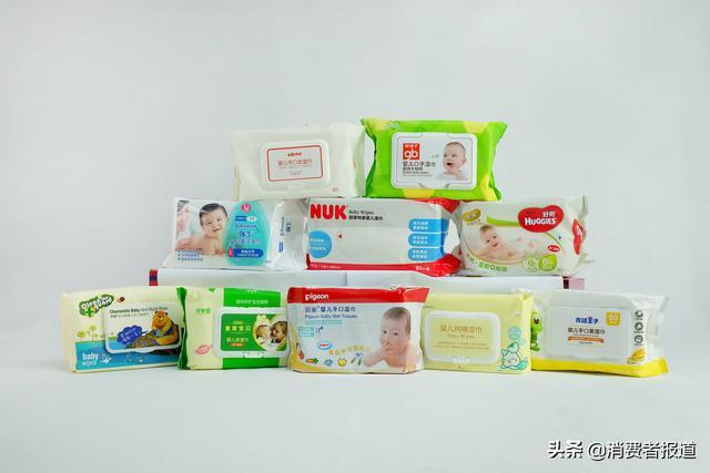 婴儿纸,10款婴儿湿巾对比测评:2款检出欧盟禁用防腐剂,婴儿湿巾还能用吗?